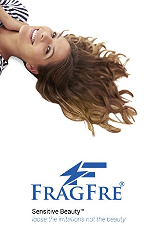 FRAGFRE Hair Detangler: Styling Heat Protectant Spray - Leave in Conditioner for Sensitive Skin - Fragrance Free Sulfate & Parabens Free - Hypoallergenic 8 oz - Gluten Free Vegan Cruelty Free by FRAGFRE (Image #2)