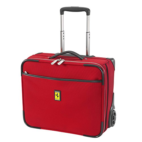 Ferrari 0UT13868 Borsa Pilota, 25 litri, 42 cm, Rosso
