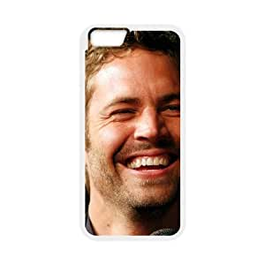 Diy Paul Walker iPhone 6 Plus 5.5 Inch Cell Phone Case White SA9728804