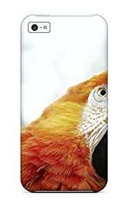 Excellent Design Parrot Case Cover For Iphone 5c