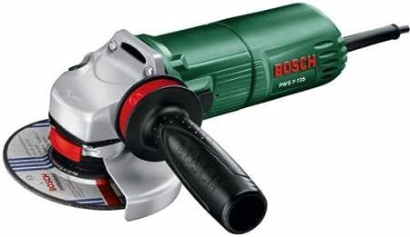 Bosch PWS 7-125 WINKELSCHLEIFER im Koffer: Amazon.de: Baumarkt