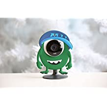 Hide-Your-Cam Nest Cam Security Camera Camouflage Green Cover Skin Case Disguise Protection Decoration Also Fits on Yi Home Cam