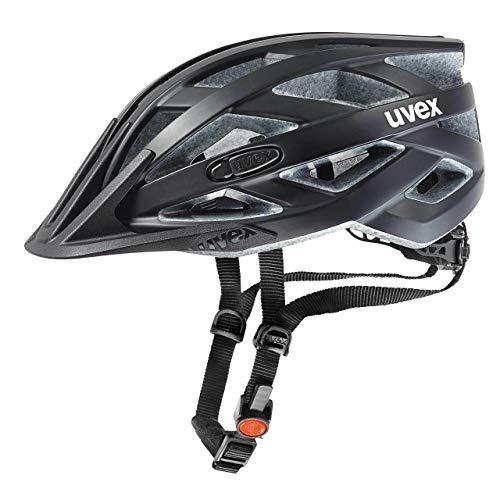 (Uvex I-VO CC Matt Black Helmet 2016)