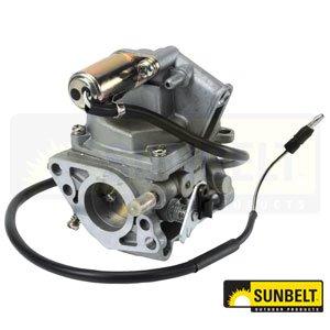 NIMTEK 16100-ZJ0-871 Carburetor with Fuel Pump Spark Plug Fuel Filter for Honda GX610 18HP /& GX620 20HP Engine