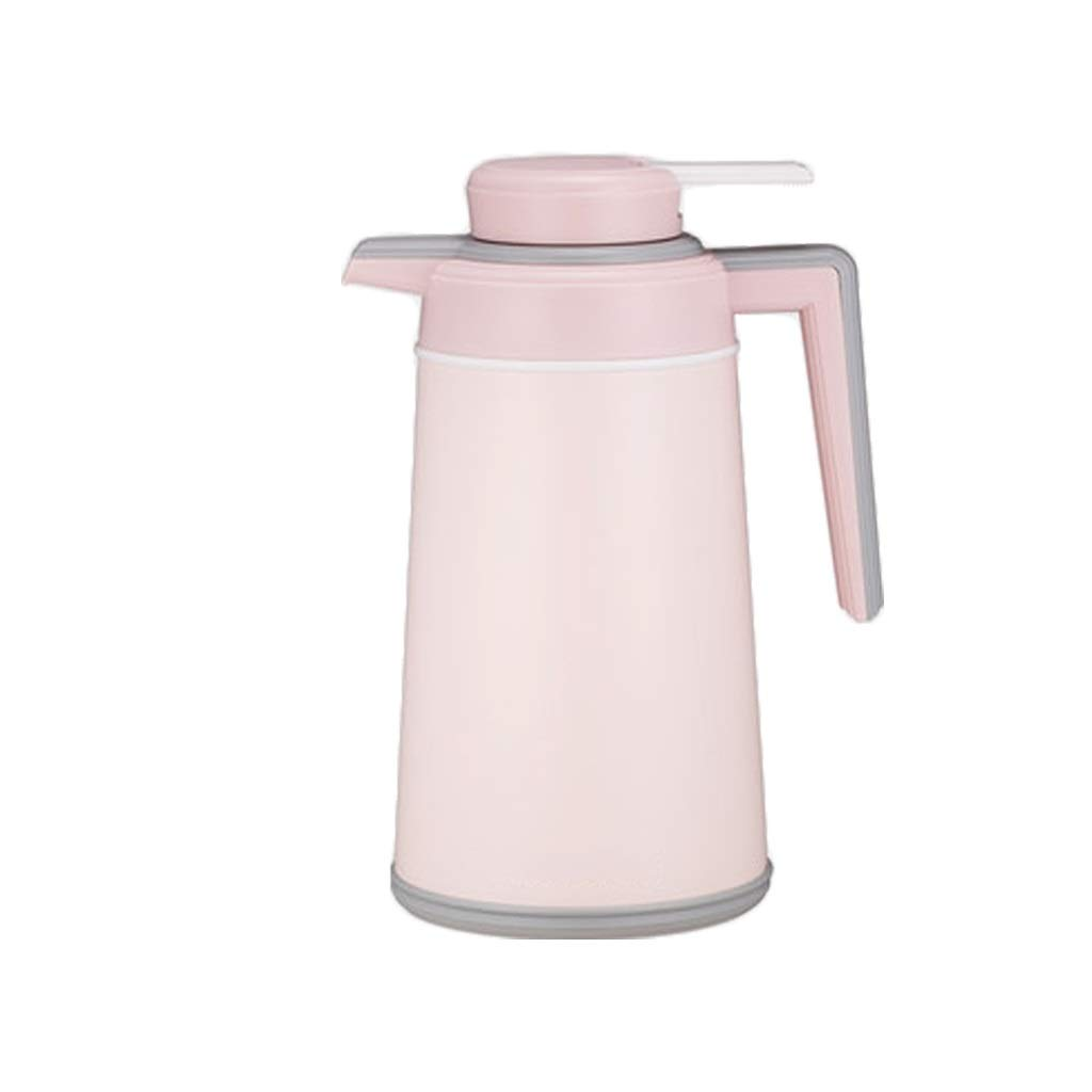 FYCZ Vakuum Isolierung thermoskanne 304 Edelstahl Isolationstopf Doppelwand Große Kapazität Edelstahl-Isolationstopf for Saft Milch Tee Kaffee Getränke