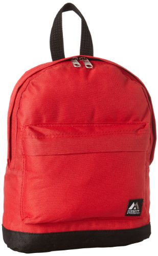 Everest Junior Backpack, Red, One Size