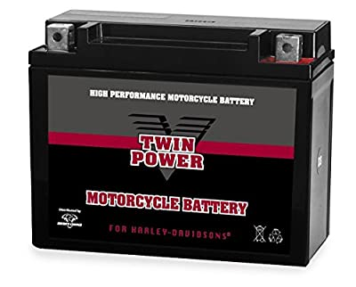 Twin Power High Performance AGM Battery TPWM732GH