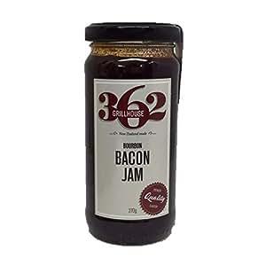 Bourbon Bacon Jam, hecho a mano en pequeños lotes por 362 ...