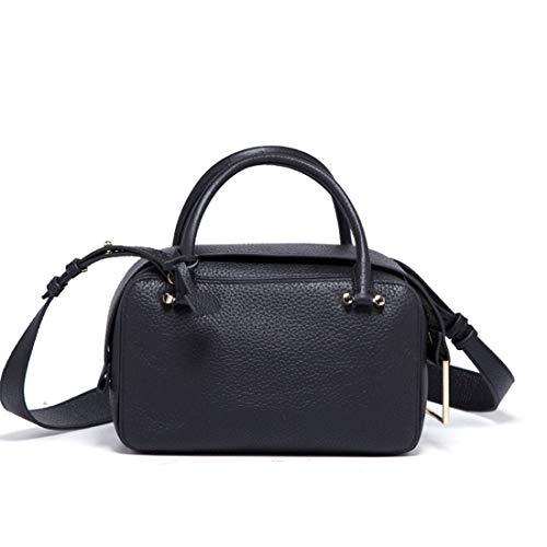 Casual Simple color Para Black Caramel De Mujer Bandolera Colour Limeinimukete Bolso Viaje 1Ewptt
