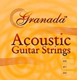 Granada String - Set .010S 213-F010 Acoustic Guitar
