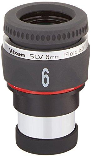 Vixen Optics 37205 SLV 6 mm Eyepiece (Grey)