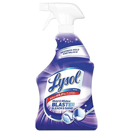 Amazon LYSOL EA Mold & Mildew Remover with Bleach Ready