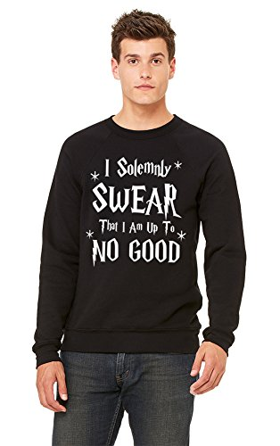 hot I Solemnly Swear That I Am Up To No Good Funny Sweatshirt save more