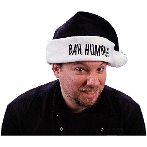 Bah Humbug Santa Hat ()