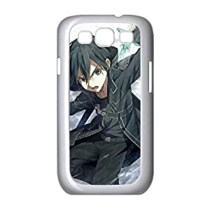 Samsung Galaxy S3 Cases Anime, - [White] Bloomingbluerose