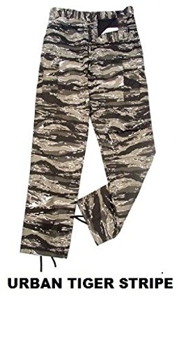 Melonie clothing Military BDU Camouflage Digital Army Cargo Fatige Pants Uniform Tactical Trouser