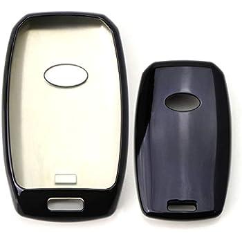 Amazon.com: iJDMTOY - Carcasa de silicona suave para llave ...