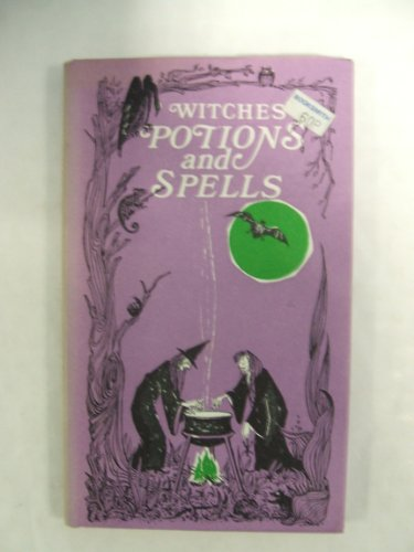 Witches' Potions and Spells