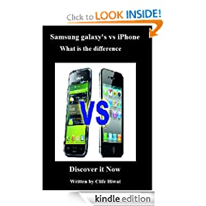 Samsung vs iPhone Clife Hiwat