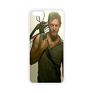 Custom TPU in case with Image from The Walking Dead Daryl Dixon After Snap-on too cover for iphone 5c