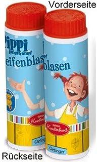 Pippi Langstrumpf Seifenblasen
