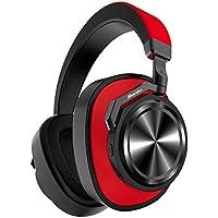 Bluedio T6 Over-Ear Wireless Bluetooth Headphones (Red)