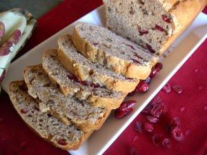 Cranberry Nut Quick Bread Mix (Cranberry Bread)