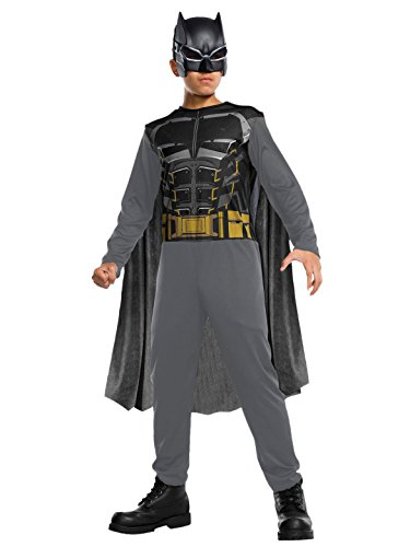 Imagine by Rubie's Justice League Batman Action Suit Blister Set Costume
