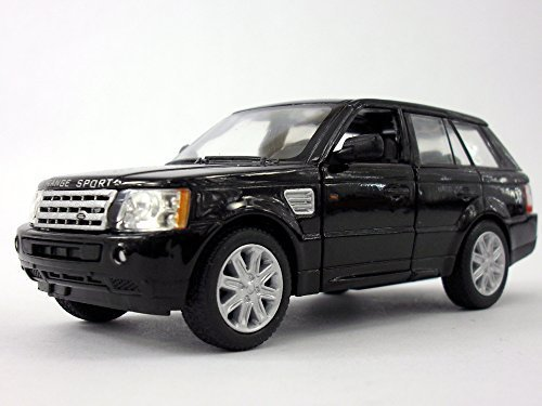 (Range Rover Sport 1/38 Black by Collectable Diecast)