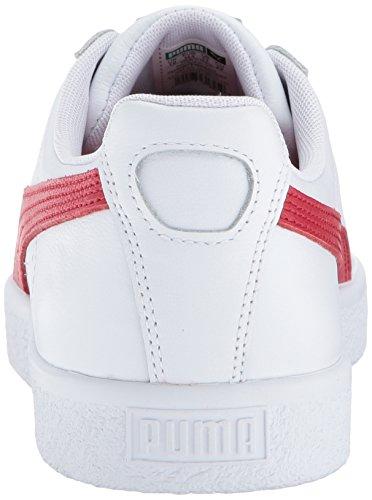 Sneakers Selezionare Clyde Mens Bianco / Ciliegio / Oro