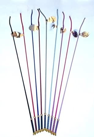 Knight Rider Colourful Dressage Whip