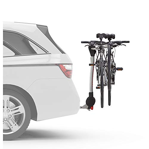 (Yakima - RidgeBack Hitch Mounted Bike Rack, 2 Bike Capacity)