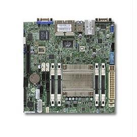 Supermicro Motherboard MBD-A1SRI-2558F-B Atom C2558 64GB DDR3 PCI-Express SATA USB Mini-ITX Retail