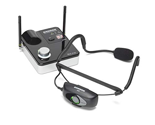 (Samson Airline 99m Fitness Headset System SW9A9SQE-K)