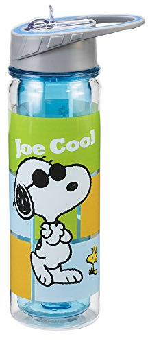 Peanuts 18 Oz. Tritan Water Bottle