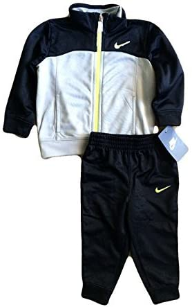 Nike Infant/Toddler/Baby Track Suit Jacket and Pants Two-Piece Set ...
