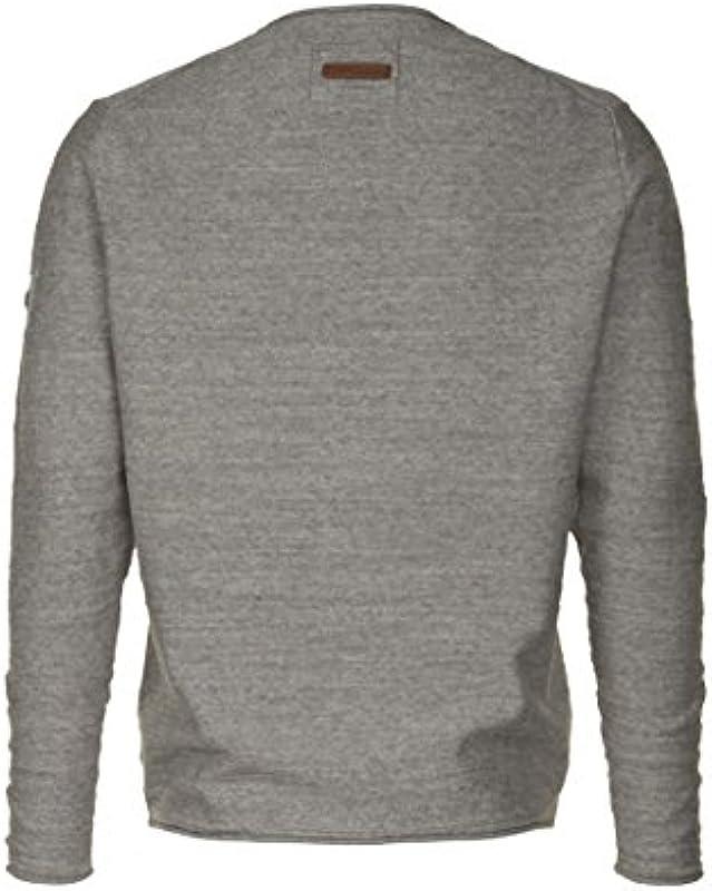 camel active męski sweter sweter Crew-Neck - krÓj regularny: Odzież