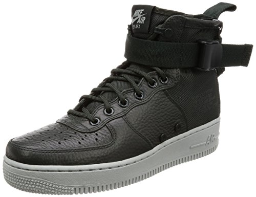 Nike Womens SF Air Force 1 Mid Outdoor Green (10 B(M) US)
