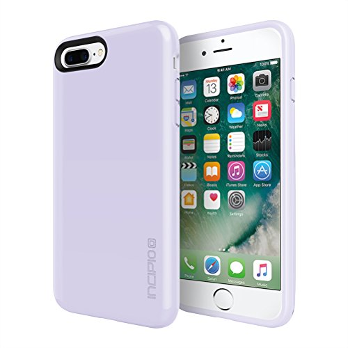 Incipio Haven LUX iPhone 8 Plus & iPhone 7 Plus Case with Padded Interior and IML Finish for iPhone 8 Plus & iPhone 7 Plus - Lavender from Incipio