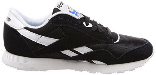 White Sneaker Reebok Sneaker Classic Reebok Black Black Classic White 4Un8xZwnq