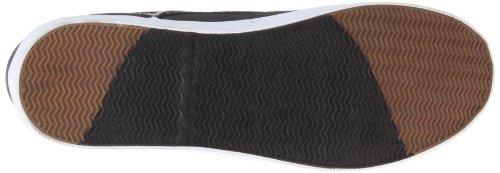 Etnies Etnies Mns Dapper DAPPER-M - Zapatillas de tela para hombre, color marrón, talla 40 Negro (Noir (Black Grey White))