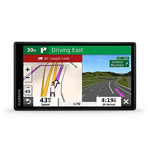 Garmin Dezl OTR500, 5.5-inch GPS Truck Navigator, Custom Truck Routing and Load-to-Dock Guidance, 010-02603-00