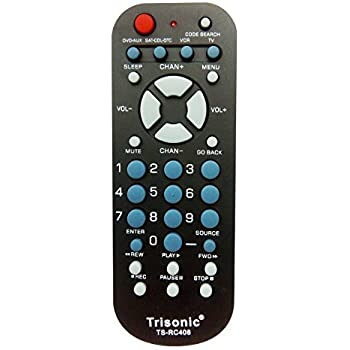 amazon   rca remote control with 4 functions home