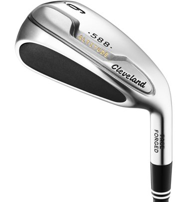Cleveland Golf Men's Altitude Iron Set, Right Hand, Graphite, Stiff, 3-PW, Outdoor Stuffs