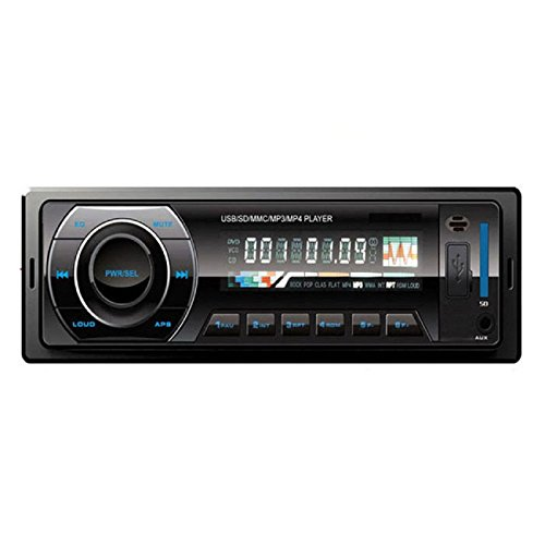 Doinshop (TM) Useful Car Audio Stereo In-Dash FM Receiver With USB SD Mp3 Player AUX Input 6213