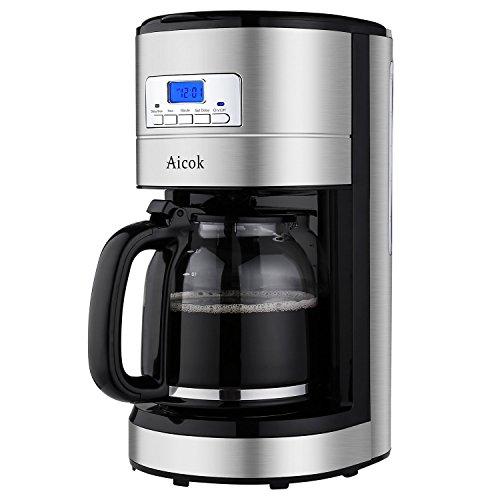 Aicok Coffee Programmable Reusable Stainless product image