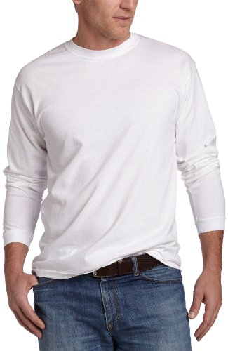 Long Sleeve White T Shirt Men | Is Shirt