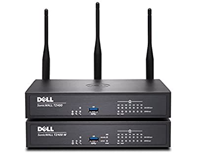 SonicWALL | 01-SSC-0516 | SonicWALL TZ400 Wireless-AC Unit TotalSecure Bundle- 1 Year Comprehensive Gateway Security Suite with SonicWALL TZ-400W 01-SSC-0516