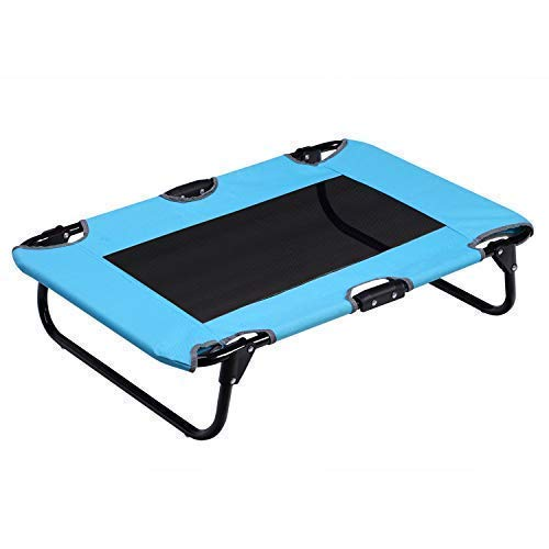 Portable Folding Pet Cot Rest Bed for