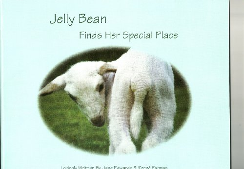 - Jelly Bean Finds Her Special Place